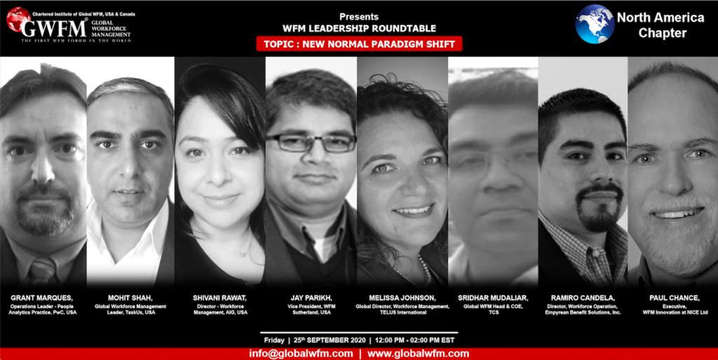 GWFM North America WFM Leadership Roundtable